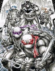 Batman - Ninja Rùa