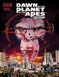 Dawn Of The Planet Of The Apes - Contagion