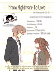 From Nightmare To Love