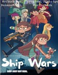 Ship War Au