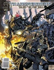 Transformer Film Comic Series