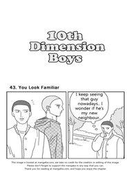 What Do The Teenage Boys Do
